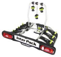 Bagażnik rowerowy na hak InterPack Viking 3 platforma - RATY - HIT !!!
