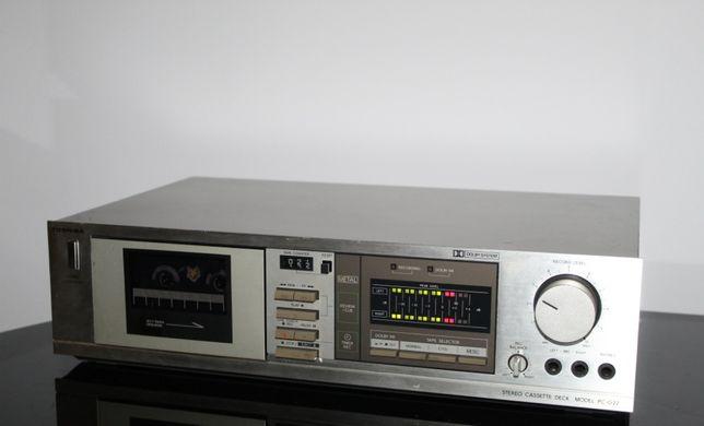 TOSHIBA PC-G22 Magnetofon deck stereo klasyk VINTAGE Wysyłka