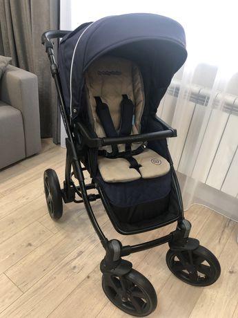 Коляска 2 в 1 Baby design lupo comfort 2020 Navy