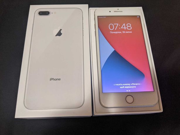 Apple IPhone 8+ (plus) 256gb! Афон 8 плюс 256 гб! Newerlock! Неверлок!