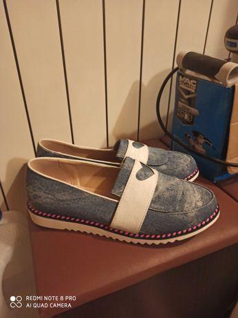 Buty w idealnym stanie