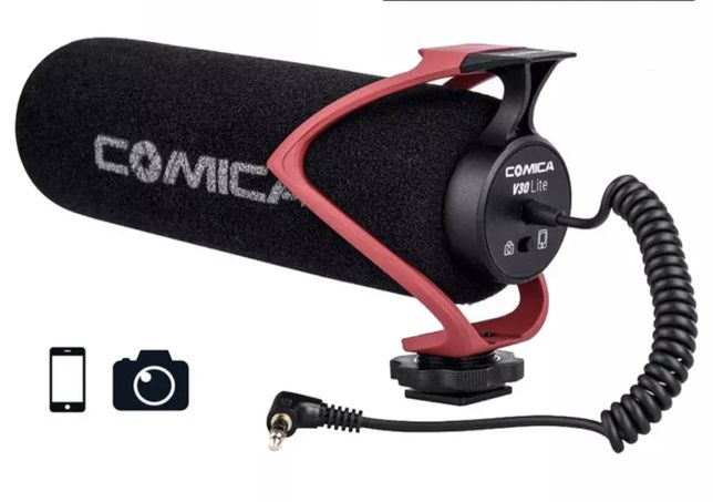 Микрофон Comica v30