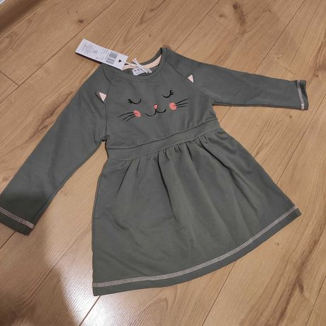 Sukienka 5.10.15 kotek