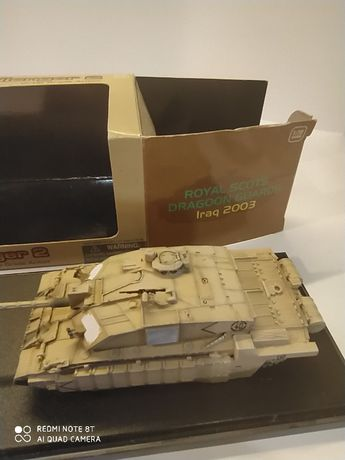 Model czołgu Dragon 60044 - Challenger 2 w/Ip Grade Armour
