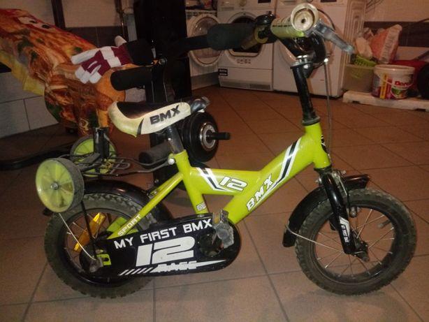 Rowerek do nauki jazdy BMX