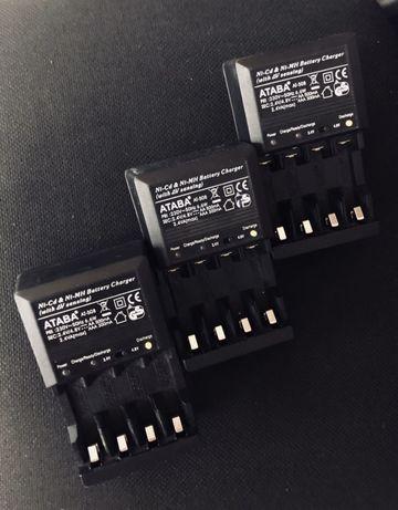 Зарядное устройство АТABA 508 для АА И ААА режим разрядки