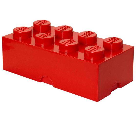 """Pojemnik """"LEGO® Brick 8 i Brick 4 klocki Duplo"""