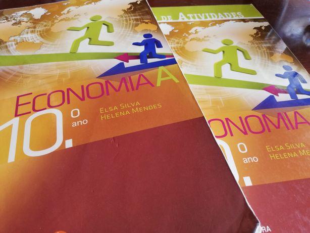 Manual escolar economia 10° ano