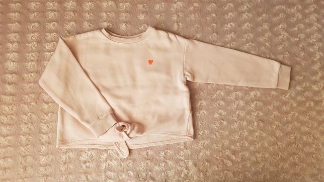 Bluza różowa H&M 92
