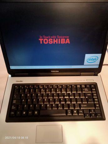 laptop   TOSHIBA    sprawny