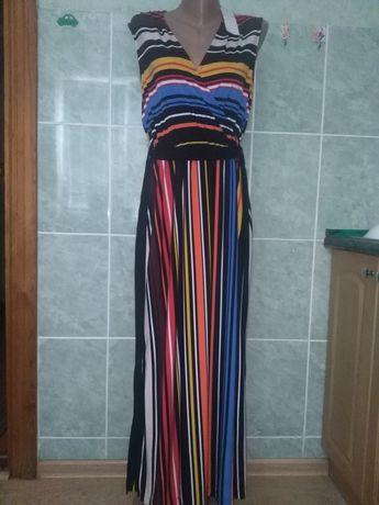 Новое платье в пол 50-52разм