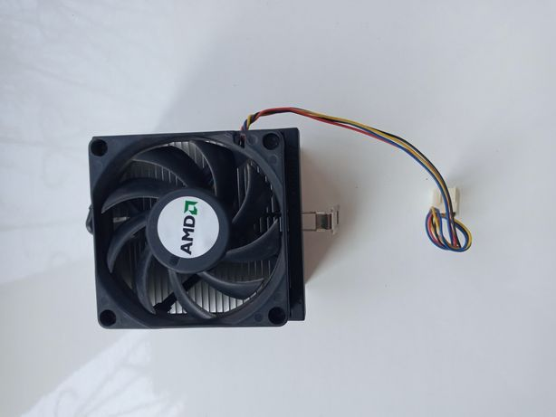 Кулер и радиатор AMD