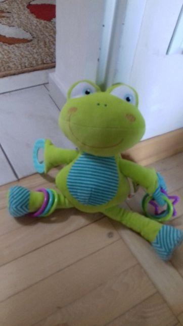 maskotka żaba
