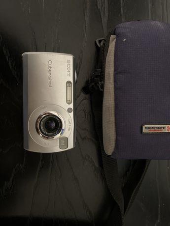 Câmera fotografica Sony Cyber-shot