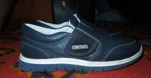 Туфли кожаные constanta