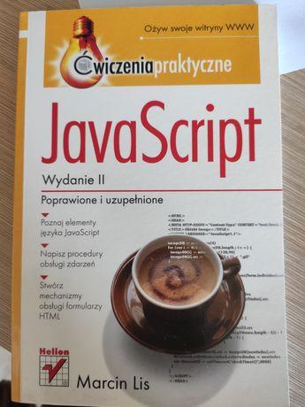 Ćwiczenia praktyczne. JavaScript, Marcin Lis