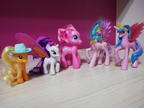 Kucyki pony Śliczne