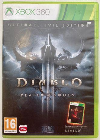 XBOX 360; gra: Diablo Reaper of Souls PL