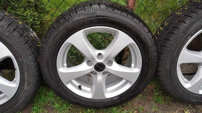 "Felgi aluminiowe z oponami 16"" Audi A3"