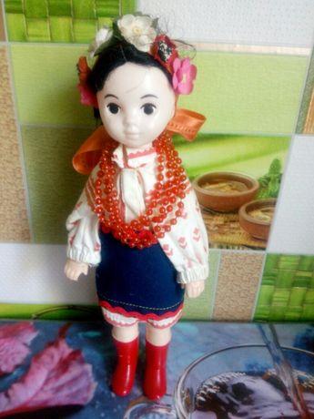 Кукла украинка ссср