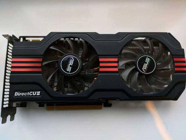 Видеокарта ASUS Gtx 560 OC