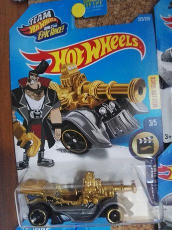 Grease Rod HotWheels