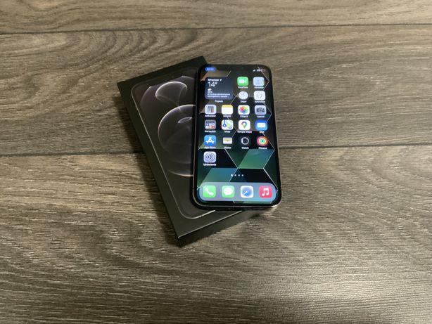 Apple Iphone 12 PRO 128GB Space Grey gwarancja komplet jak nowy