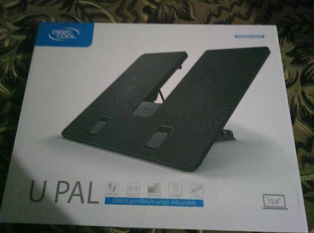 подставка для ноутбука deep cool u pal