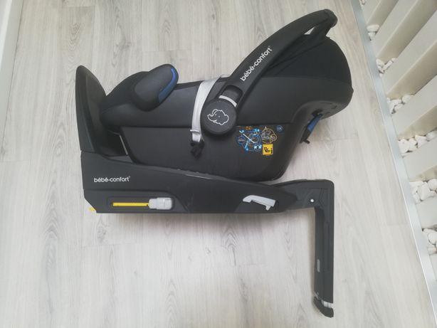 Cadeira Auto I-Size Pebble Bebeconfort + Isofix 3wayfix Bebeconfort