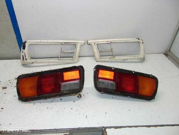 Toyota KE25 farolins