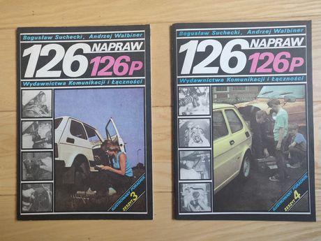 126 napraw 126p zeszyty książka