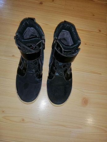 Осенние ботинки на девочку 37 размер