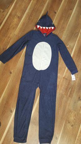 Пижама Акула Carters размер 14 микрофлис