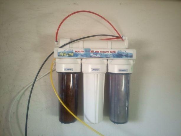 Woda z filtra RO idealna do akwarystyki