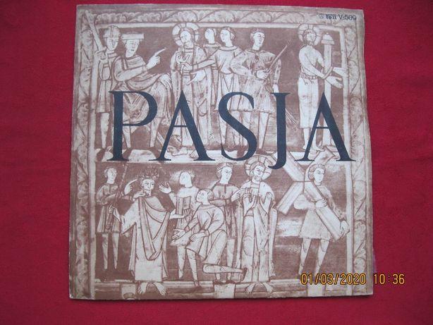"""""""PASJA """"płyta winylowa rok 1966."""