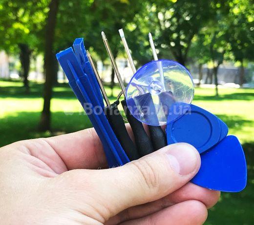 Набор инструментов отвертки для разборки ремонта iPhone Samsung