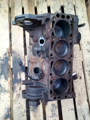 Блок двигателя Авео Т- 200 1.4