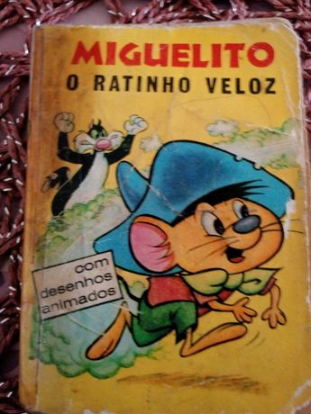 Miguelito-O Ratinho Veloz 1965