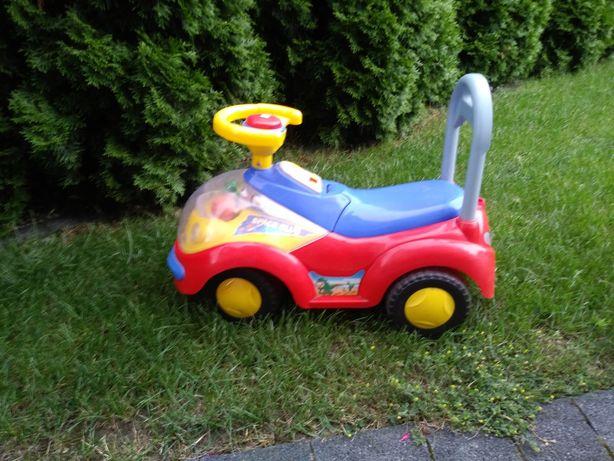 Auto jeździk pchacz firmy Arti