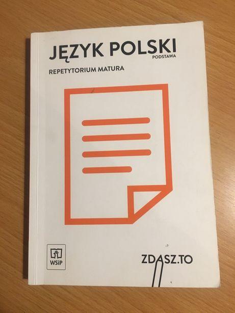 Język polski repetytorium matura podstawa