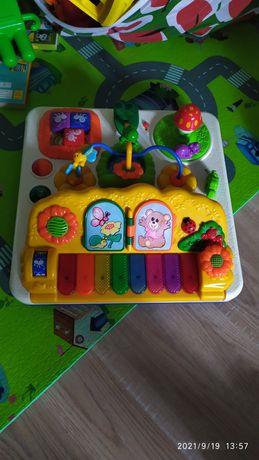 Столик Chicco верхняя панель с пианино