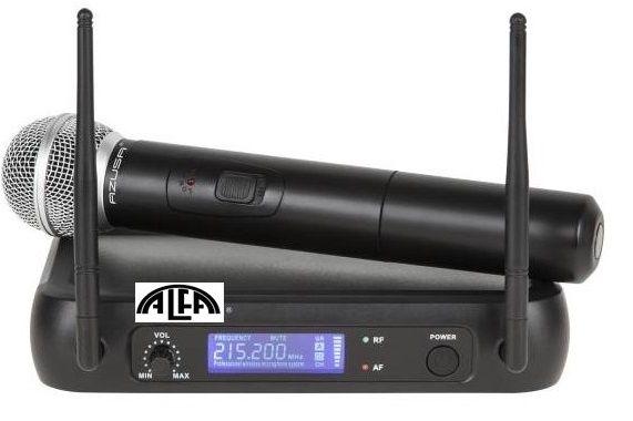 Mikrofon bezprzewodowy do ręki 1 kanał L-358
