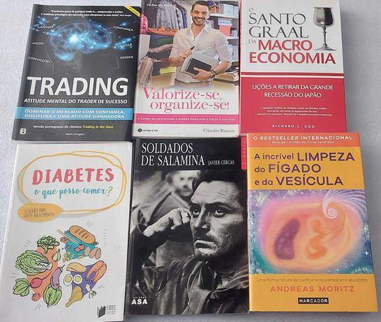 Livros - Vários  ver lista no anúncio