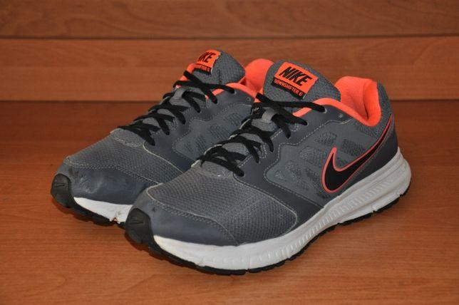 Кроссовки Nike Downshifter 6 45 \ 28 см adidas asics mizuno