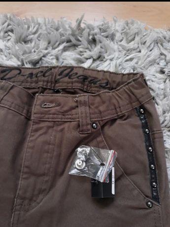 Nowe modne spodnie