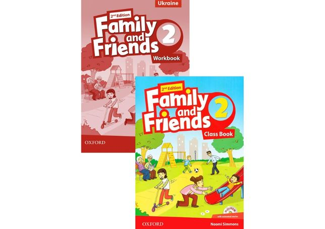 Family and Friends 2 (2-nd edition)