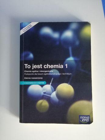 To jest chemia 1 | podręcznik zakres rozszerzony