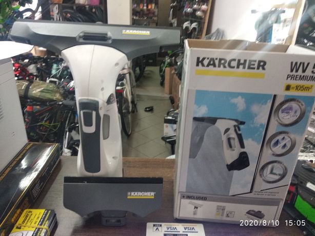 Myjka Karcher do okien