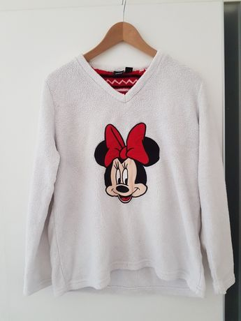 Bluza dziewczęca Disney Myszka Miki stan bardzo dobry.