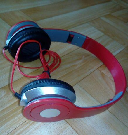 Słuchawki przewodowe , styl młodzieżowy